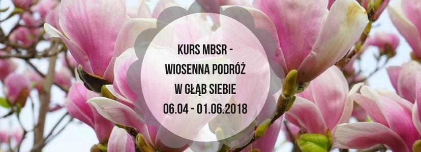 MBSR z Emilią Kędziorek – wiosenna podróż w głąb siebie