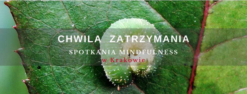 Chwila Zatrzymania – Spotkania mindfulness w Krakowie.