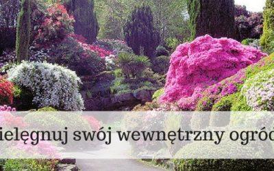Pielęgnuj swój wewnętrzny ogród