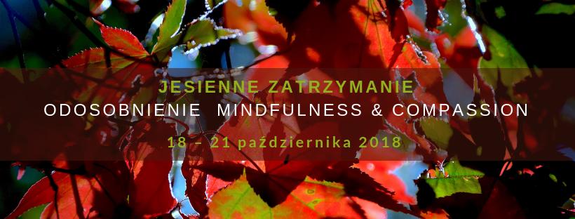 Jesienne zatrzymanie – odosobnienie mindfulness & compassion