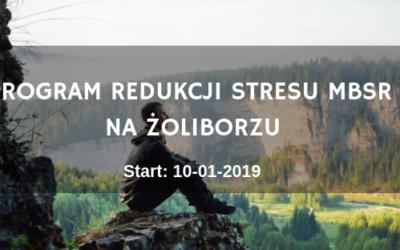 8-tygodniowy Program Redukcji Stresu MBSR na Żoliborzu z Mają Sieńkowską