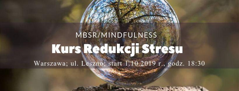 MBSR z Emilią Kędziorek – start 1.10.2019