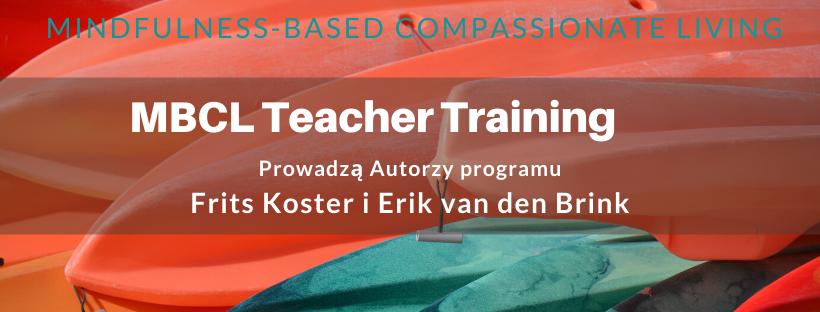 Szkolenie nauczycieli programu MBCL