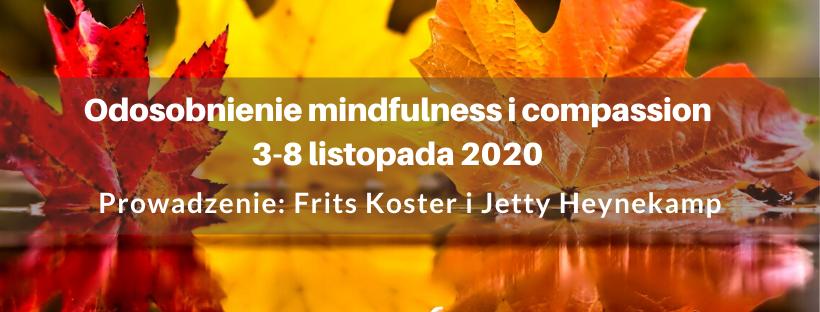 Odosobnienie medytacyjne mindfulness i compassion